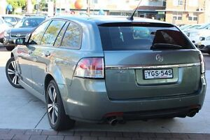 2014 Holden Commodore VF MY14 SV6 Sportwagon Storm Grey 6 Speed Sports Automatic Wagon Waitara Hornsby Area Preview
