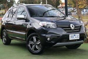 2014 Renault Koleos H45 Phase III Bose Grey 1 Speed Constant Variable Wagon Berwick Casey Area Preview
