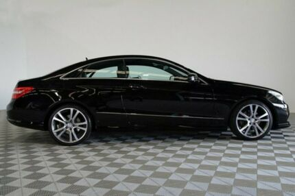 2012 Mercedes-Benz E250 E207 MY12 Avantgarde B.E Black 7 Speed Automatic Coupe Coopers Plains Brisbane South West Preview