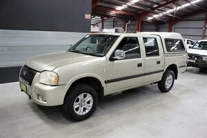 2009 Great Wall SA220 Super Luxury Gold 5 Speed Manual Utility Maryville Newcastle Area Preview