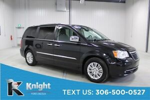 2013 Chrysler Town & Country Limited Navigation, Sunroof