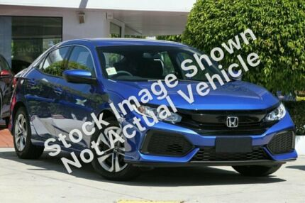 2017 Honda Civic 10th Gen MY17 VTi Blue 1 Speed Constant Variable Hatchback Reynella Morphett Vale Area Preview