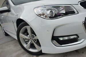 2016 Holden Commodore VF II MY16 SS White 6 Speed Manual Sedan Thornleigh Hornsby Area Preview