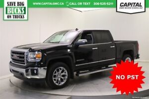 2014 GMC Sierra 1500 SLT Crew Cab *Heated Seats-Navigation-Leath