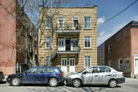 COMPLETELY REDONE 2 BDR - 3 MIN FROM MONT-ROYAL METRO