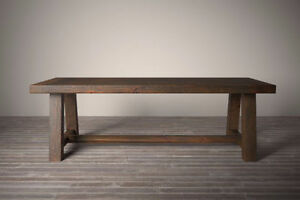 MOVING SALE SOLID WOOD TABLES