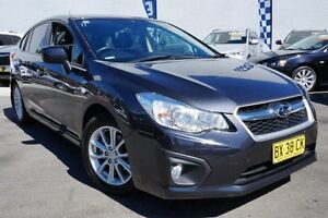 2013 Subaru Impreza G4 MY14 2.0i-L Lineartronic AWD Grey 6 Speed Constant Variable Hatchback Pearce Woden Valley Preview