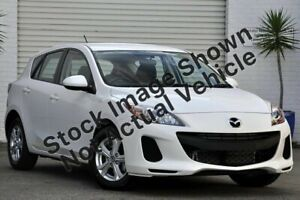 2013 Mazda 3 BL10F2 MY13 Neo Activematic White 5 Speed Sports Automatic Hatchback Christies Beach Morphett Vale Area Preview