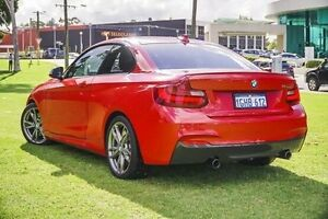 2014 BMW M235i F22 Red 8 Speed Sports Automatic Coupe Victoria Park Victoria Park Area Preview