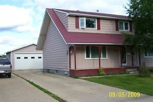 3 BR Upper Suite of Home with Double Detached Heated Garage
