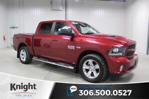 2014 Ram 1500 Sport Leather, Navigation, Sunroof