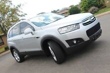 2011 Holden Captiva CG Series II Silver 6 Speed Sports Automatic Wagon Nailsworth Prospect Area Preview