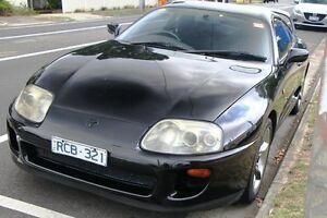 1995 Toyota Supra Black 4 Speed Automatic Liftback Briar Hill Banyule Area Preview
