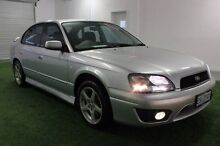 2003 Subaru Liberty  Silver Manual Sedan Moonah Glenorchy Area Preview