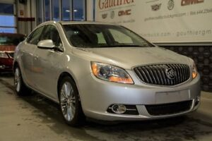 2012 Buick Verano Leather, Sunroof, Heated Seats, Remote Start