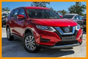 2019 Nissan X-Trail T32 Series II ST X-tronic 2WD Red 7 Speed Constant Variable Wagon Aspley Brisbane North East Preview