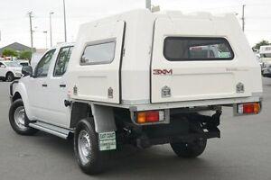 2011 Nissan Navara D40 RX White 5 Speed Automatic Utility Acacia Ridge Brisbane South West Preview