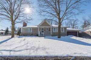 Beautiful Meticulously Maintained Bungalow At Halton Hills!