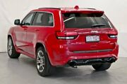2014 Jeep Grand Cherokee Red Sports Automatic Wagon Wynnum Brisbane South East Preview