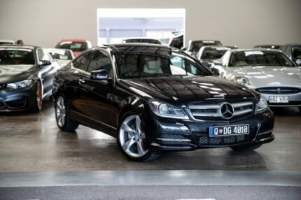 2014 Mercedes-Benz C250 CDI C204 MY14 7G-Tronic Grey 7 Speed Sports Automatic Coupe Albion Brisbane North East Preview