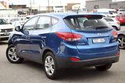 2010 Hyundai ix35 LM Active Blue 6 Speed Sports Automatic Wagon Frankston Frankston Area Preview