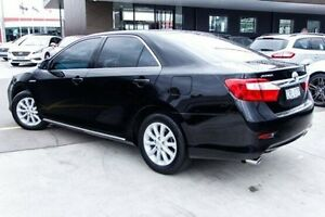 2014 Toyota Aurion GSV50R AT-X Black 6 Speed Sports Automatic Sedan Thornleigh Hornsby Area Preview