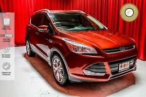 2014 Ford Escape LEATHER! BACK UP CAM! ECO BOOST!