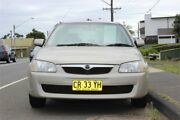 1998 Mazda 323 Protege Beige 4 Speed Automatic Sedan West Gosford Gosford Area Preview