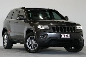 2013 Jeep Grand Cherokee WK MY14 Laredo (4x4) Grey 8 Speed Automatic Wagon Coopers Plains Brisbane South West Preview