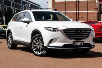 2017 Mazda CX-9 TC Azami SKYACTIV-Drive i-ACTIV AWD White 6 Speed Sports Automatic Wagon Fremantle Fremantle Area Preview