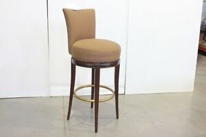 Brand New Cottswood High End Barstool/ -Dansbury Retail $1200!