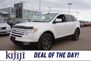 2010 Ford Edge AWD LIMITED Accident Free,  Leather,  Sunroof,  H