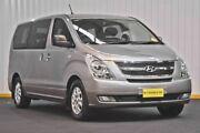 2015 Hyundai iMAX TQ-W MY15 Silver 5 Speed Automatic Wagon Hendra Brisbane North East Preview