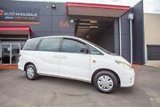 2001 Toyota Tarago ACR30R GLi White 4 Speed Automatic Wagon Lonsdale Morphett Vale Area Preview