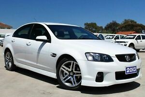 2012 Holden Commodore VE II MY12 SS White 6 Speed Sports Automatic Sedan Craigieburn Hume Area Preview