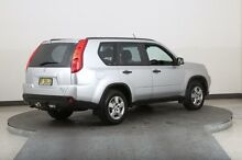 2010 Nissan X-Trail T31 MY10 ST (4x4) Silver 6 Speed CVT Auto Sequential Wagon Smithfield Parramatta Area Preview