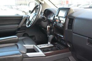 2014 Nissan Titan SL CREWCAB 4X4 Accident Free,  Navigation (GPS Edmonton Edmonton Area image 16