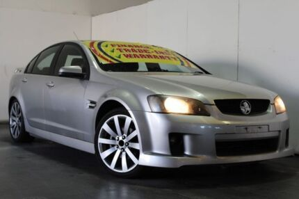 2007 Holden Commodore VE SV6 Silver 5 Speed Automatic Sedan Underwood Logan Area Preview