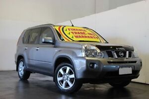 2009 Nissan X-Trail T31 TI (4x4) Silver 6 Speed CVT Auto Sequential Wagon Underwood Logan Area Preview