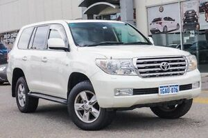 2011 Toyota Landcruiser White Sports Automatic Wagon Willagee Melville Area Preview