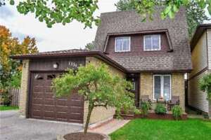 OSHAWA 3-BEDROOM DETACHED HOME ON A QUIET COURT!