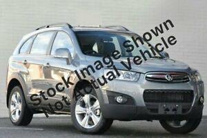 2012 Holden Captiva CG Series II 7 AWD CX Grey 6 Speed Sports Automatic Wagon Strathalbyn Alexandrina Area Preview