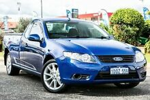 2010 Ford Falcon FG Ute Super Cab Blue 5 Speed Automatic Utility Bayswater Bayswater Area Preview