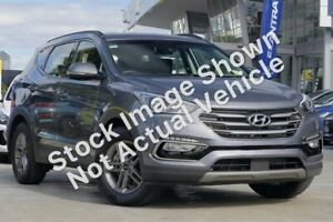 2017 Hyundai Santa Fe DM4 MY18 Active Grey 6 Speed Sports Automatic Wagon Earlville Cairns City Preview