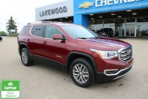 2017 GMC Acadia SLE (Top Roof Rails, Tinted Rear Windows, Remote