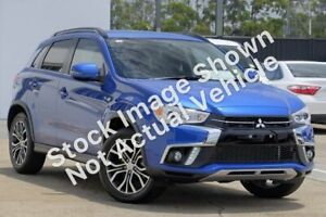 2018 Mitsubishi ASX XC MY18 LS 2WD ADAS Blue 1 Speed Constant Variable Wagon Cardiff Lake Macquarie Area Preview