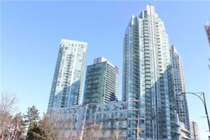 1+1 Bdrm City Gate Condo In The Heart Of Mississauga