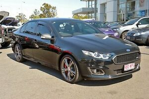 2015 Ford Falcon FG X XR8 Black 6 Speed Manual Sedan Ebbw Vale Ipswich City Preview