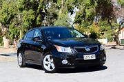 2013 Holden Cruze JH Series II MY13 Equipe Black 6 Speed Sports Automatic Sedan Nailsworth Prospect Area Preview