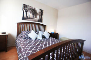 Apartment 4 1/2 fully furnished for rent Chomedey Laval